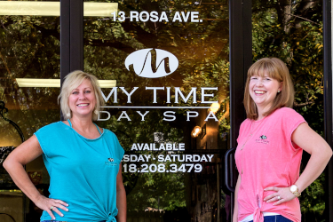 My Time Day Spa Owners